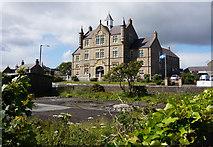 HU4741 : Islesburgh Community Centre by Ian S