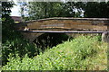 SE3398 : Wiske Bridge, taking Danby Lane over River Wiske by Roger Templeman