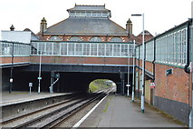 TQ7407 : Bexhill Station by N Chadwick