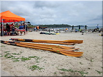 SW8031 : Gyllyngvase Beach Falmouth by Roy Hughes