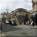 ST5872 : The Covered Market, St Nicholas Markets, seen from St Nicholas Street, Bristol by Robin Stott