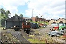 SD8010 : Bury Transport Museum by Richard Hoare
