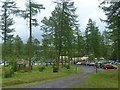 SO0013 : Car park, Garwnant Visitor Centre by Robin Drayton