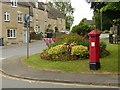 ST8893 : Penfold postbox, The Knapp, Tetbury by Alan Murray-Rust