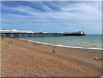 TQ3103 : Brighton Palace Pier by PAUL FARMER