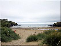 SW6619 : Poldhu Cove by Roy Hughes