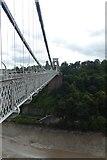 ST5673 : Brunel's Suspension Bridge by DS Pugh