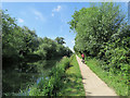 TL4964 : Cycling by the Cam by John Sutton