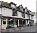 SY3492 : The French Lieutenant's Bistro, Lyme Regis by Jaggery