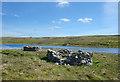 HU5866 : By the West Loch of Skaw by Des Blenkinsopp