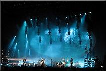 NS5964 : Radiohead on stage at the TRNSMT Festival, Glasgow Green by Mike Pennington