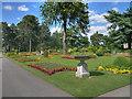 SE5006 : Brodsworth Hall, The Fountain Garden (2) by David Dixon