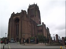SJ3589 : Anglican Cathedral by Tim Glover