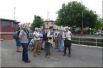 ST5772 : Harbour tour at Cumberland Basin by DS Pugh
