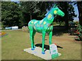 TQ5946 : Herd of the Hospice horse N°4 by Oast House Archive