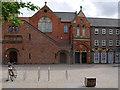 TA0928 : Former Fish Street Day School, Trinity Square by David Dixon
