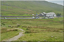 NY4008 : The Kirkstone Pass Inn from the north west by Nigel Brown