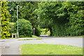 SP8707 : Hale Road, Wendover by Stephen McKay
