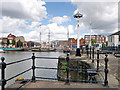 TA0928 : Hull Marina, former Humber Dock by David Dixon
