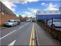 TA0827 : Kingston Upon Hull, St James Street by David Dixon