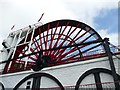 SC4385 : The Laxey Wheel by Graham Hogg
