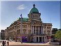 TA0928 : Hull City Hall by David Dixon