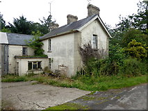 H5956 : Derelict farmhouse, Sess by Kenneth  Allen