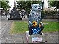 SP0787 : 'Vincent the Bipolar Bear' by John M