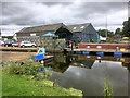 SE7322 : Goole Boathouse by David Dixon