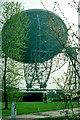 SJ7971 : Mark I Telescope, Jodrell Bank, 1976 by Robin Webster