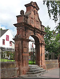 SO5140 : Archway, Commercial Road, Hereford by Stephen Richards