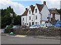 ST6883 : Lamb Inn, Iron Acton by Jaggery