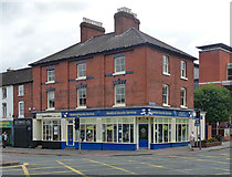 SO5140 : 74-75 Commercial Road, Hereford by Stephen Richards