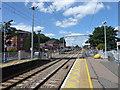TQ3697 : Brimsdown station by Marathon