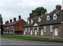 SO5139 : 137-157 St Owen's Street, Hereford by Stephen Richards