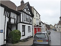 SU0061 : Great Porch House, Devizes by David Smith