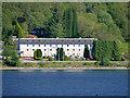NN0871 : Caledonian Hotel, Loch Linnhe by David Dixon
