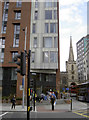 ST5873 : New student accommodation by Neil Owen