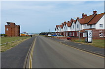 TF6742 : Lighthouse Close at Hunstanton by Mat Fascione