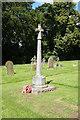 SE9645 : Dalton Holme War Memorial by Ian S