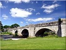 SE0361 : Burnsall Bridge by Graham Hogg