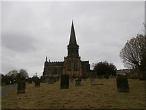 SK2168 : All Saints Church, Bakewell by John Lord