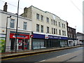 SD3347 : Retail unit to let, Lord Street, Fleetwood by Christine Johnstone
