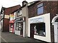 SJ8254 : Businesses on Congleton Road, Butt Lane by Jonathan Hutchins