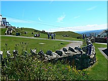 SH7683 : View south-west from the Great Orme Country Park Visitor Centre, Llandudno by Brian Robert Marshall