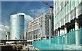 J3474 : The City Quays hotel site, Belfast - July 2017(4) by Albert Bridge
