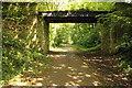 SH4964 : The Wales Coast Path at Plas-Brereton Farm by Jeff Buck