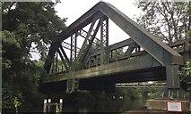 SU9947 : Railway Bridge by Chris Thomas-Atkin