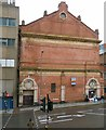 SP0686 : Rear of former Futurist Cinema by Gerald England