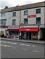 SX9980 : Moore's Newsagents, Strand, Exmouth  by Jaggery